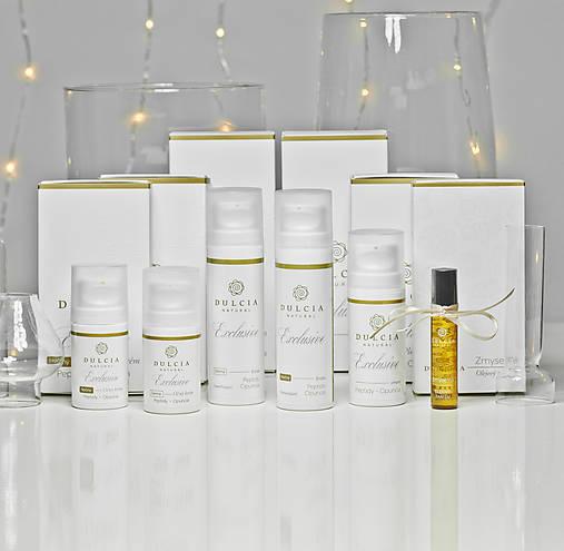 Exkluzívna kolekcia hĺbkovej starostlivosti o zrelú pleť + parfum Zmyselná