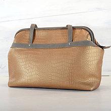 Veľké tašky - Kabelka - cestovní - Omara na cesty - 11292392_