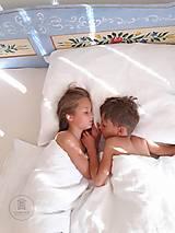Nábytok - Ručne maľovaná posteľ (rôzne veľkosti) - 11291314_