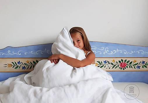 Ručne maľovaná posteľ (rôzne veľkosti)