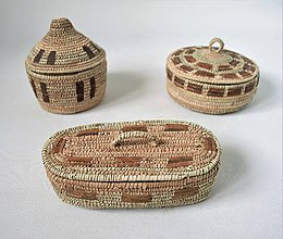 Košíky - Prútená šperkovnica Vianočná zľava & Doprava zdarma - 11293070_