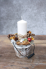 Dekorácie - Vianočná dekorácia - 11290866_
