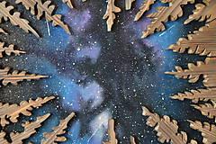 Obrazy - Obraz nočnej oblohy - 11293191_