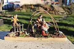 Dekorácie - Betlehem - 11292084_