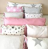 Textil - Mantinel do postieľky - 11290053_