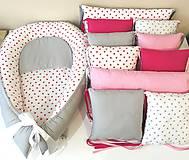 Textil - Set do postieľky - 11290069_