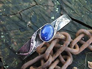 Náramky - Náramok Lapis Lazuli - 11289781_