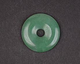 Iné šperky - Avanturín zelený p119 - 11289864_