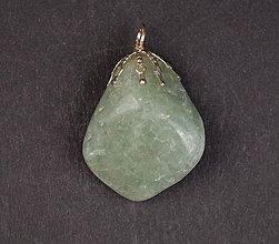 Iné šperky - Avanturín zelený p120 - 11289869_