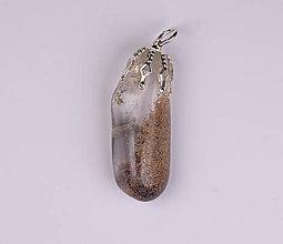 Iné šperky - Krištáľ lodolit p179 - 11290075_