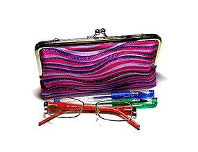 Taštičky - taštička na okuliare/perá/kozmetiku - 11292267_