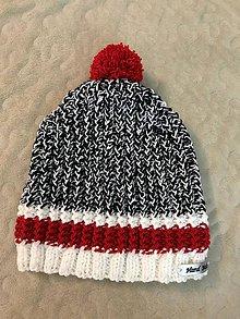 Doplnky - Pánska pletená čiapka - 11290061_