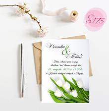 Papiernictvo - Svadobné oznámenie 175 - 11289994_