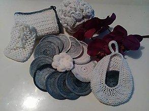 Úžitkový textil - Kozmetický set - 11290897_