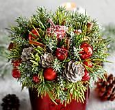 Dekorácie - Vianočná dekorácia - 11289949_