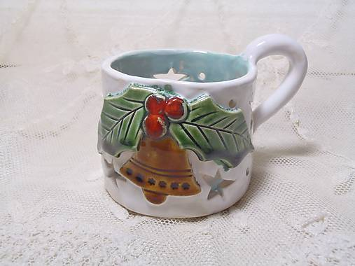 keramika svietnik ..