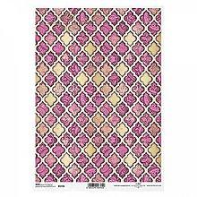 Papier - Ryžový papier R1596 - A4 - 11293066_