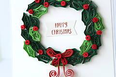 Papiernictvo - vianočná pohľadnica - 11293136_