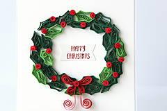 Papiernictvo - vianočná pohľadnica - 11293137_