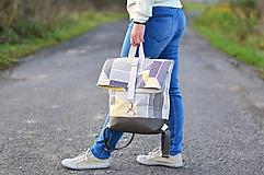 Batohy - RollTop ruksak Rolly (Linear) -20% - 11297302_