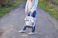 Batohy - RollTop ruksak Rolly (Linear) -20% - 11297303_