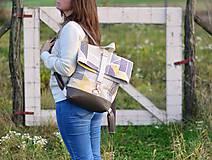 Batohy - RollTop ruksak Rolly (Linear) -20% - 11297304_