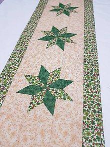 Úžitkový textil - Vianočný  obrus - 11297093_