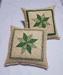Úžitkový textil - Vankúš  Vianoce - 11297152_
