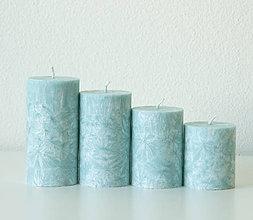 Svietidlá a sviečky - Capri - adventné sviečky - 11297551_