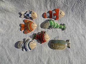 Dekorácie - Húf koralový pestrý - 11296500_