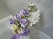 Opasky - Kvetinový opasok - 11294805_