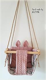 Textil - Hojdačka pre najmenších - 11297517_