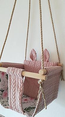 Textil - Hojdačka pre najmenších - 11297520_