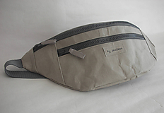 """Kabelky - Fanny Pack """"Stone"""" - 11296157_"""