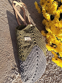 Veľké tašky - Shoperka - 11295653_