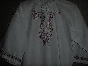 Košele - Pánska krojová košeľa - 11297076_