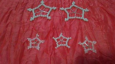 Náhrdelníky - vianočné ozdoby - 11296560_