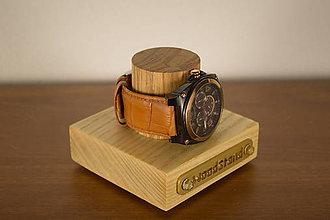 Iné doplnky - Stojan na hodinky - 11297334_