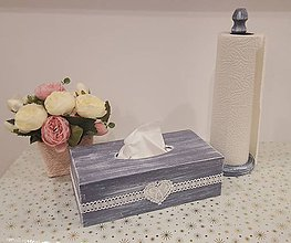 Krabičky - Box na servítky - 11297570_