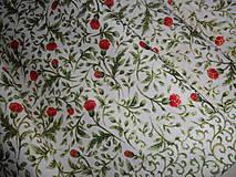 Úžitkový textil - Vianočný obrus stredový. - 11294798_