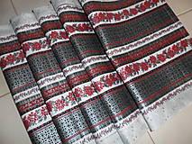 Úžitkový textil - Vianočný obrus stredový. - 11294911_