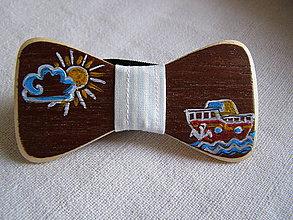 Iné doplnky - Pre malých námorníkov - 11296248_