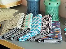 Nákupné tašky - Úhledná v kabelce i s nákupem - 11297464_