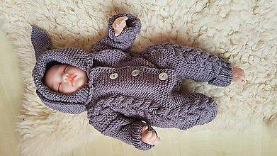 Detské oblečenie - Detský overal - 11296649_