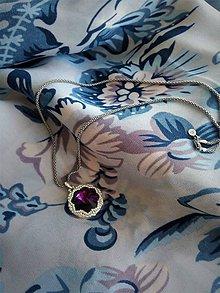 Iné šperky - Prívesok strieborný – Hviezdička - 11297679_