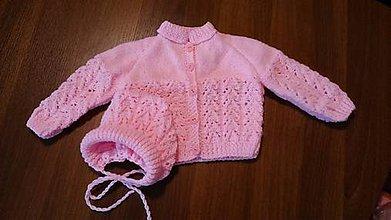 Detské oblečenie - Kojenecká souprava - 11295912_