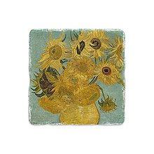 Dekorácie - Slnečnice, Vincent van Gogh - 11296390_