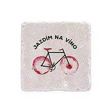 Dekorácie - Jazdím na víno - 11296405_