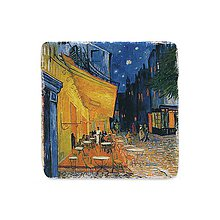 Dekorácie - Nočná kaviareň, Vincent van Gogh - 11296434_