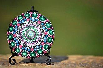 Iné šperky - Mandala Krajka - 11294268_